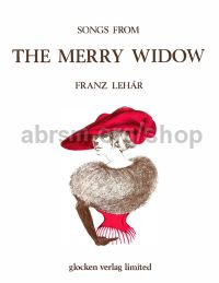 The Merry Widow Songs (Hassall) (voice and piano)