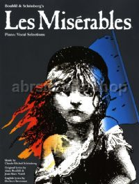Les Misérables - Piano/Vocal Selections (Updated)