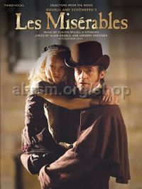 Les Miserables - Selections From The Movie PVG