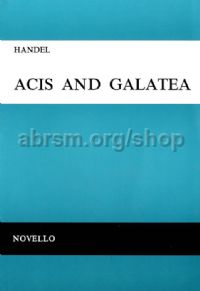 Acis and Galatea (Soprano, Two Tenors, Bass & SATB)