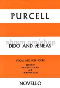 Dido and Aeneas (Mixed Voices & Orchestra)