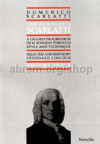 The Scholar's Scarlatti, Vol. 3 for piano