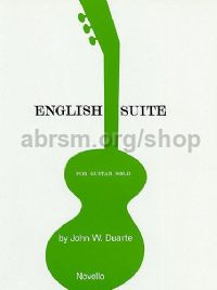 English Suite for Guitar, Op.31