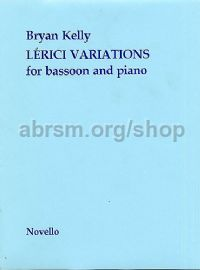 Lerici Variations (Bassoon & Piano)