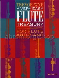 A Very Easy Flute Treasury (Flute & Piano)