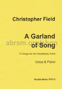 A Garland of Song (Voice & Piano)