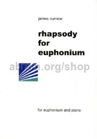 Rhapsody for Euphonium & Piano (bass/treble clef)