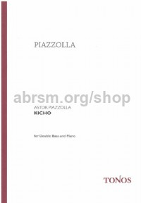 Kicho for double bass