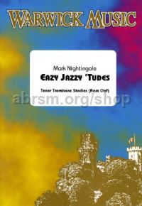 Easy Jazzy 'Tudes for Trombone (Bass Clef)
