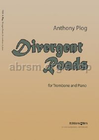 Divergent Roads for trombone & piano