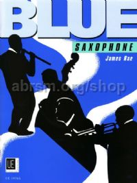 Blue Saxophone for alto or tenor saxophone and piano