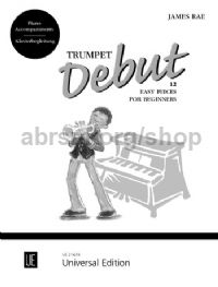 Trumpet Debut - Piano Accompaniment