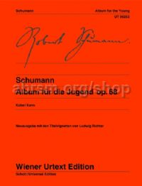 Album for the Youth, Op. 68 (Wiener Urtext Edition)