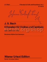 6 Sonatas for Violin, Vol. 1