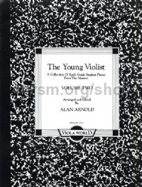 The Young Violist, Vol. 2