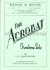 The Acrobat for Trombone and Piano