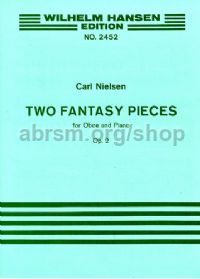 Two Fantasy Pieces, Op. 2