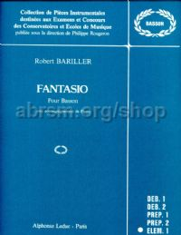 Fantasio (Bassoon & Piano)