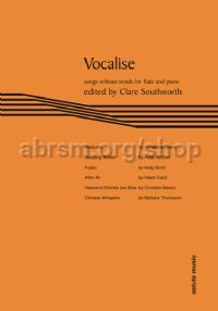 Vocalise - Flute & Piano