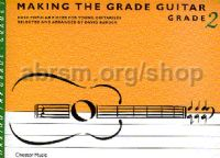 Making the Grade for Guitar Grade 2