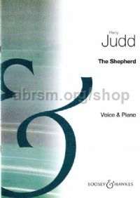 The Shepherd - choral unison & piano
