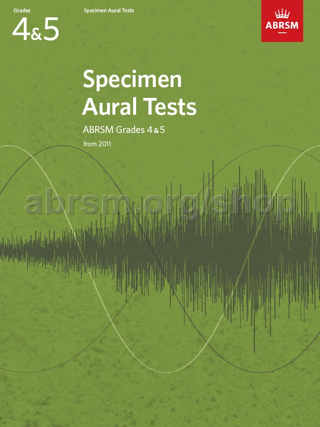 abrsm grade 4 aural test