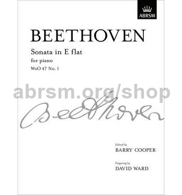 Audio samples for Sonata in E-flat Major, WoO 47 No. 1: 2. Andante by Ludwig van Beethoven