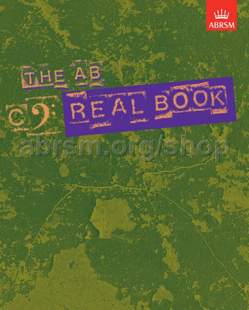 AB JAZZ REAL BOOK Music C Treble Clef Edition ABRSM NEW