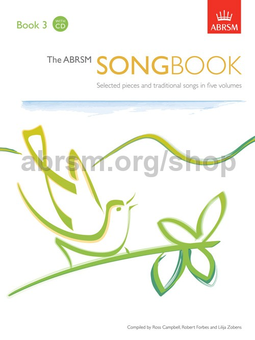 Sheet Music & Song Books Cd* Abrsm Songbook 1 Musical Instruments & Gear