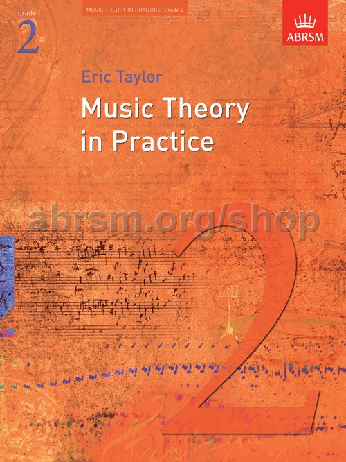 Musical Instruments Music Theory In Practice Abrsm Grade 5 Exam By Eric Taylor Music Theory