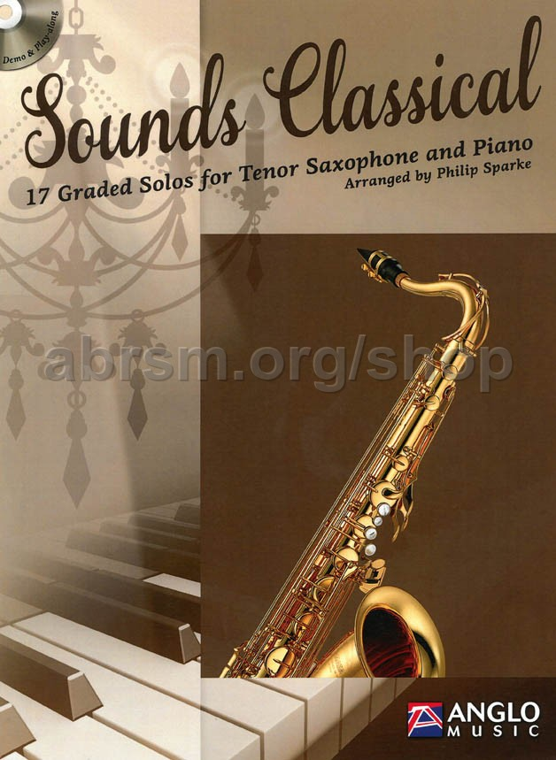 Various - Sounds Classical for Tenor Saxophone
