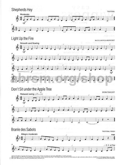 Easy Winners for Trombone Bass Clef Sheet Music Book//CD