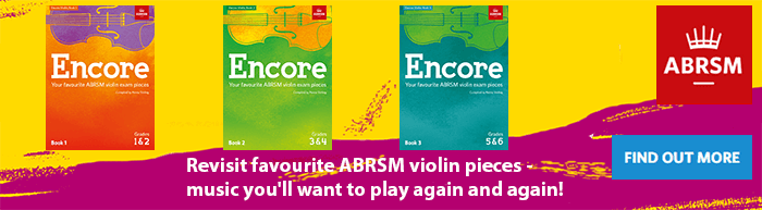 Encore: Violin Pieces
